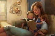 Конкурс чтецов «Для мамы любимой волшебные строки»